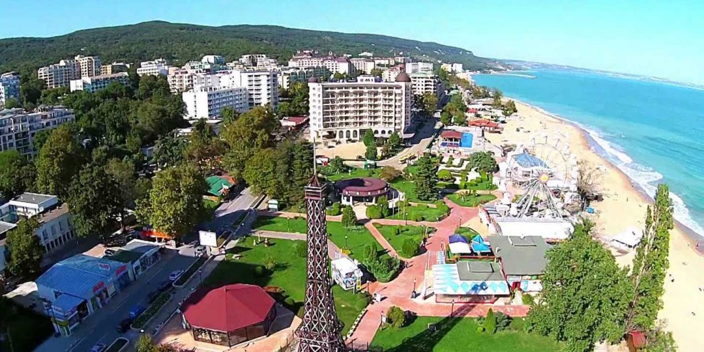 cheap travel to Varna Bulgaria