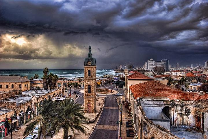 Tel Aviv Yafo Port